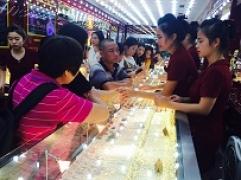 Thông tin thị trường vàng sáng 16.8.2019: Vàng vẫn trụ vững ở mức cao