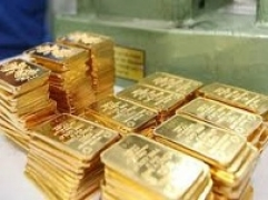 Giá vàng thế giới tăng do Trung Quốc bất ngờ gom 100 tấn vàng dự trữ