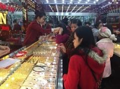 Bản tin thị trường vàng sáng 15.1: Giá vàng trong nước nhích nhẹ